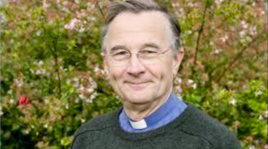 Rev Robin Gill